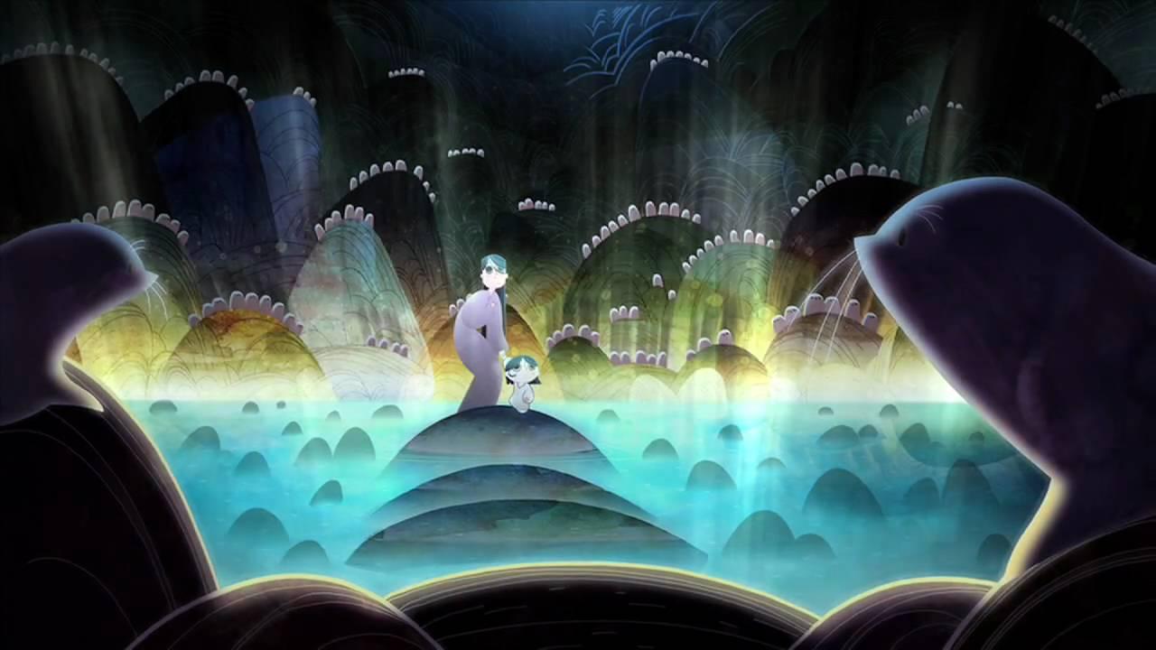 Song Of The Sea: una scena del film animato