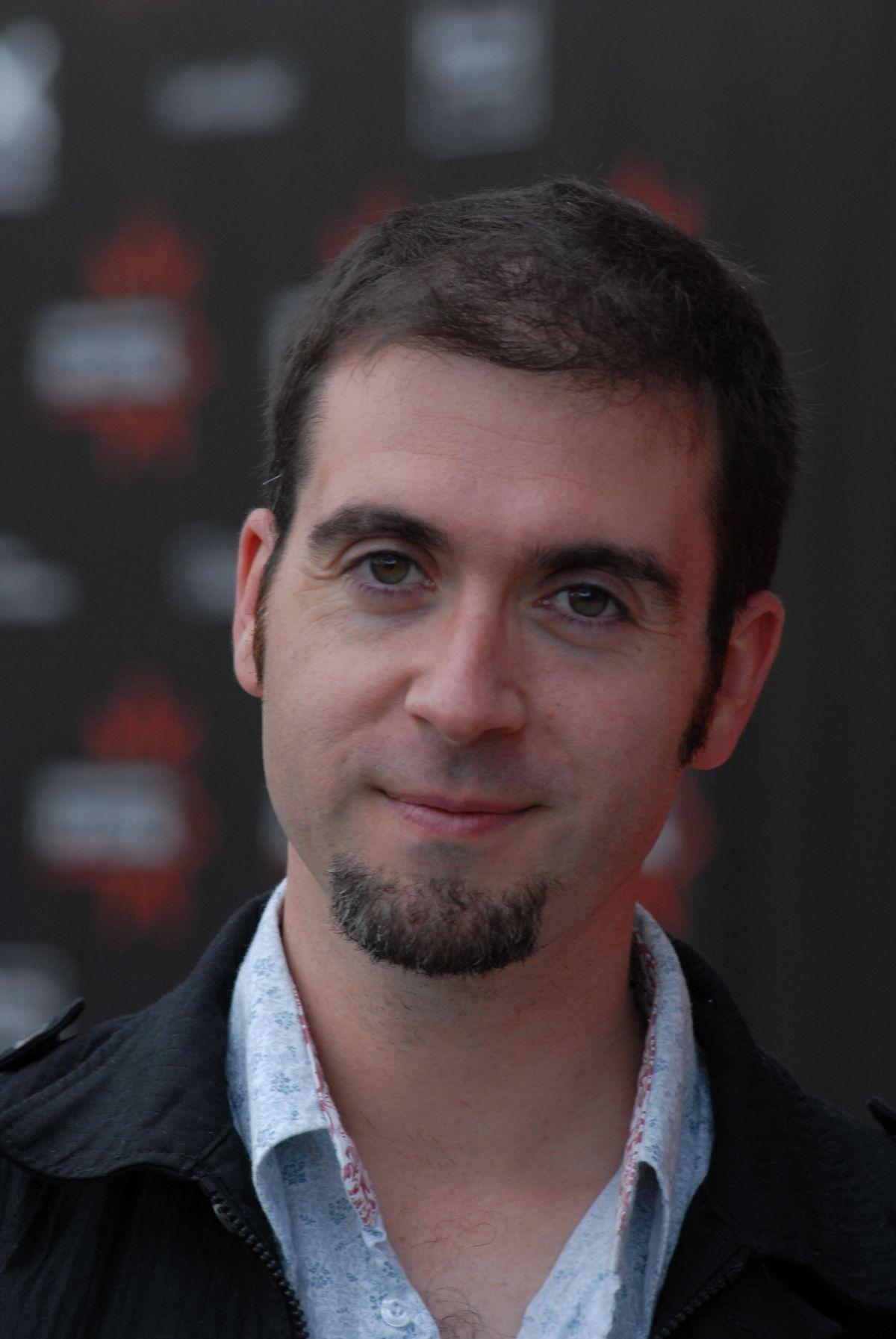 Song Of The Sea: il regista Tomm Moore in una foto promozionale