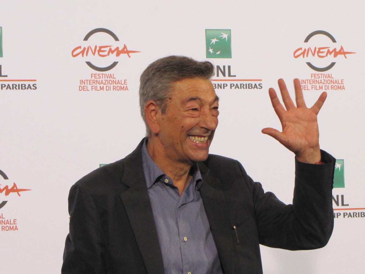 Gianni Di Gregorio interprete e autore di 'Buoni a nulla' al Festival di Roma 2014: