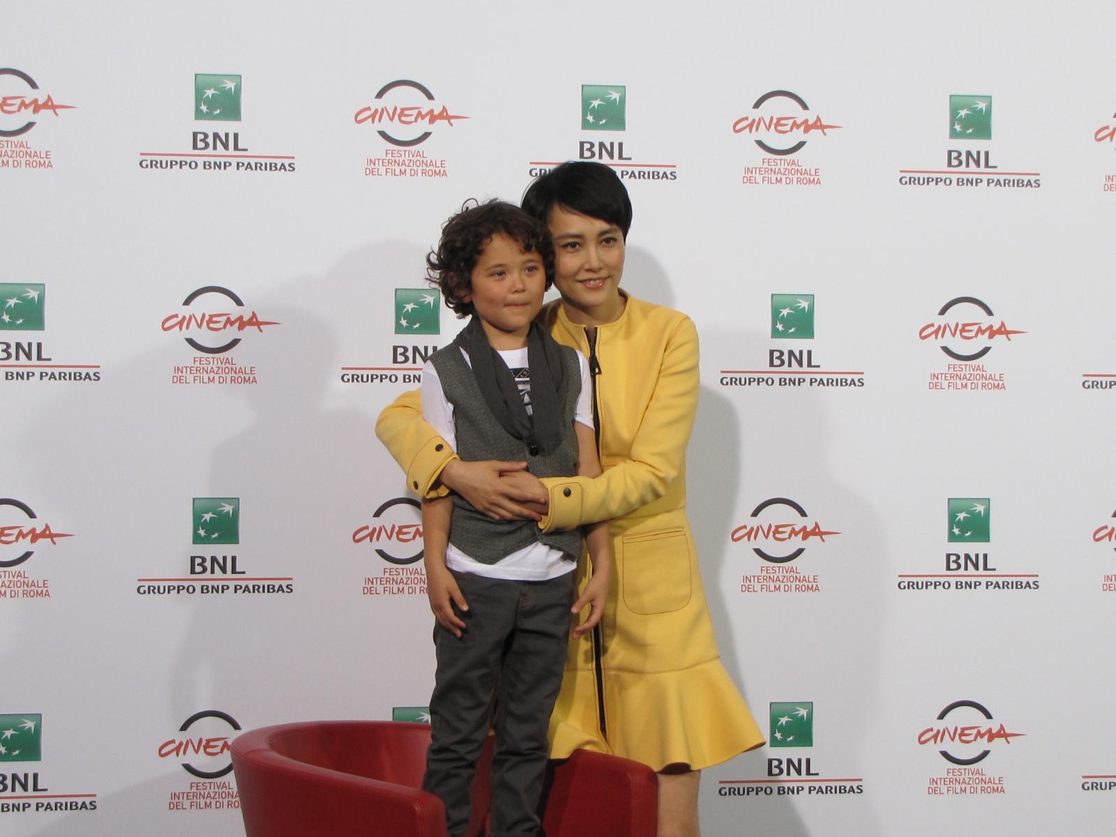 Last Summer al Festival di Roma 2014: Rinko Kikuchi abbraccia Ken Brady