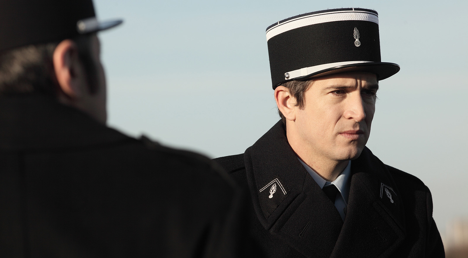 Next time I'll aim for the heart: Guillaume Canet in una scena
