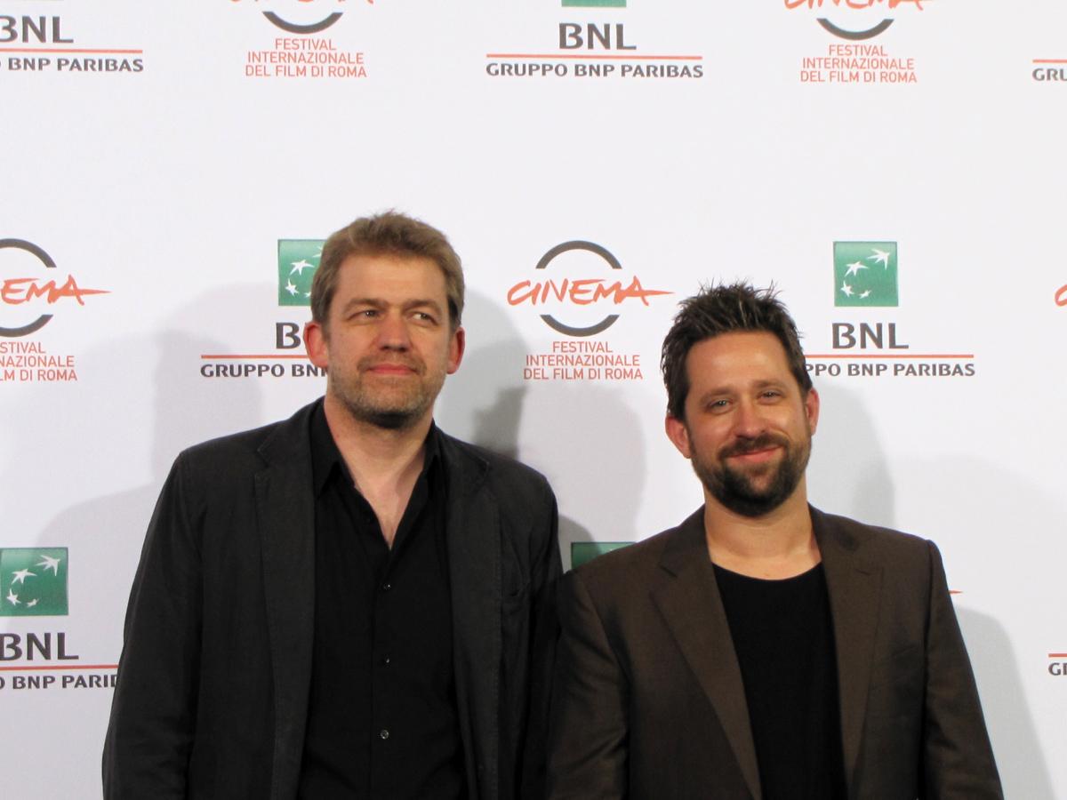 Mark Monheim e Martin Rehbock presentano About a Girl al Festival di Roma 2014