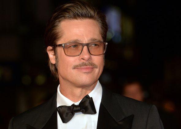 Fury: Brad Pitt alla première europea di Londra