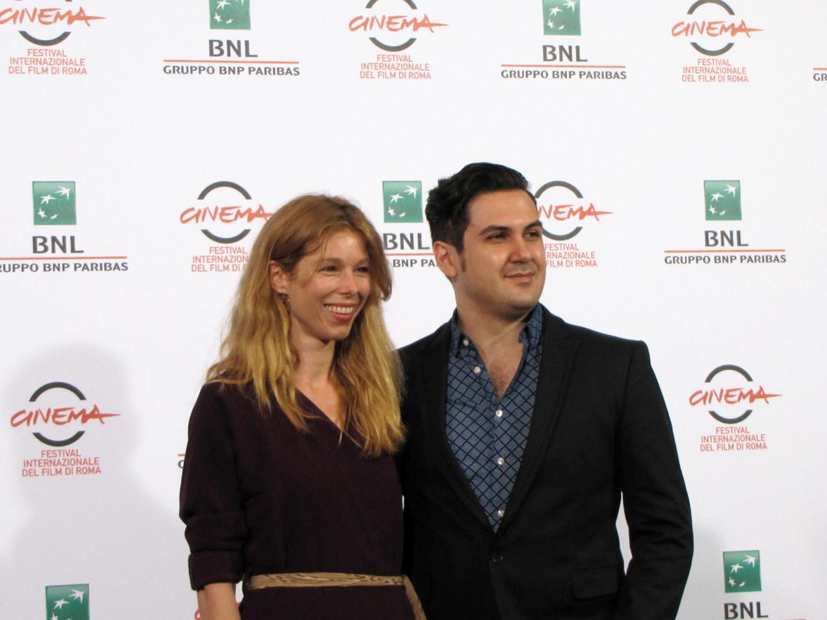Gregorio Graziosi e Lola Peploe presentano Obra al Festival di Roma 2014