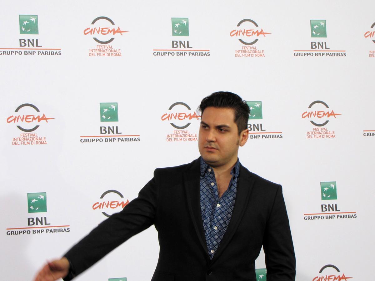 Il regista Gregorio Graziosi presenta Obra al Festival di Roma 2014