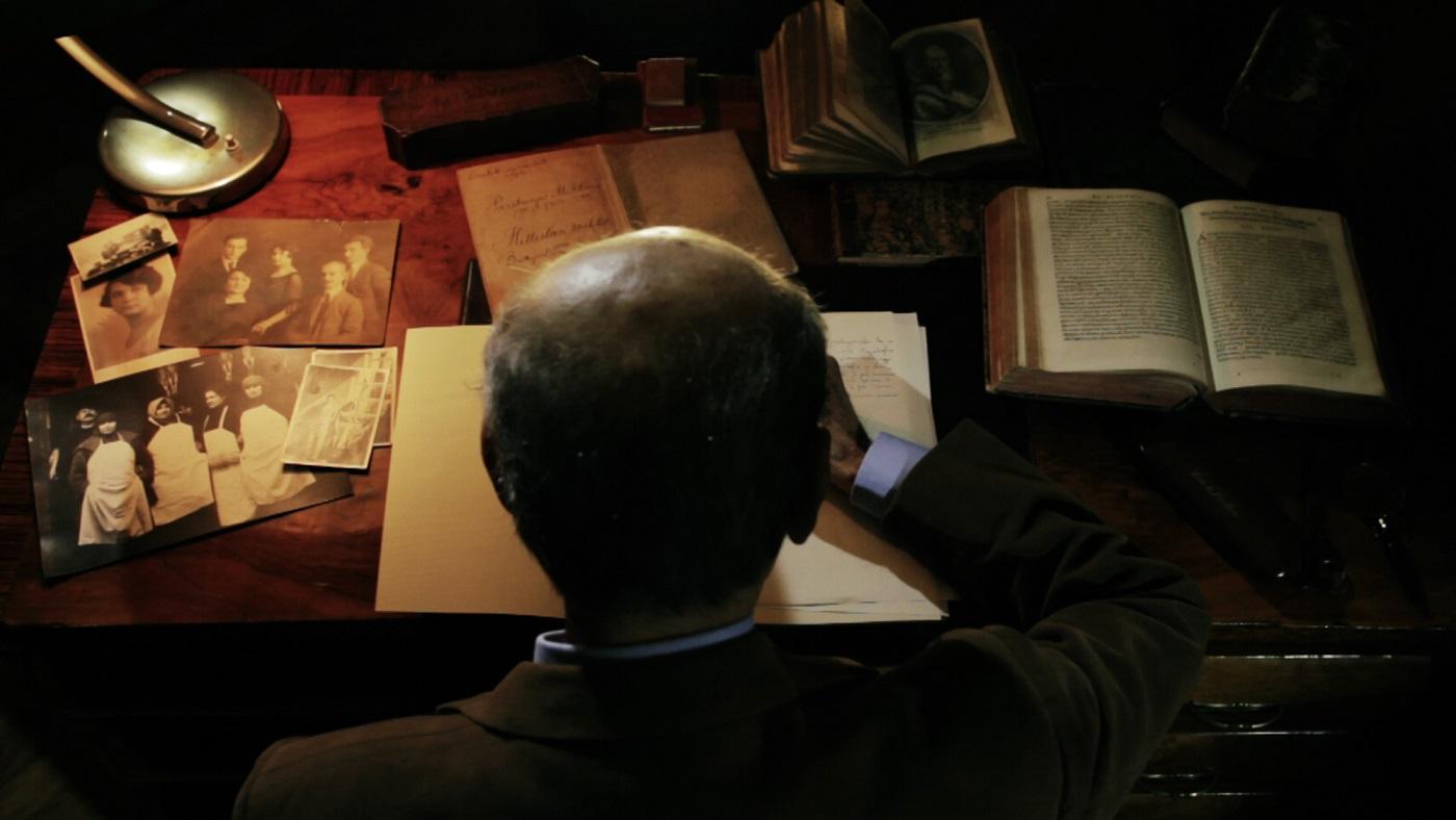 L'Orologio di Monaco: una scena del documentario di Mauro Caputo