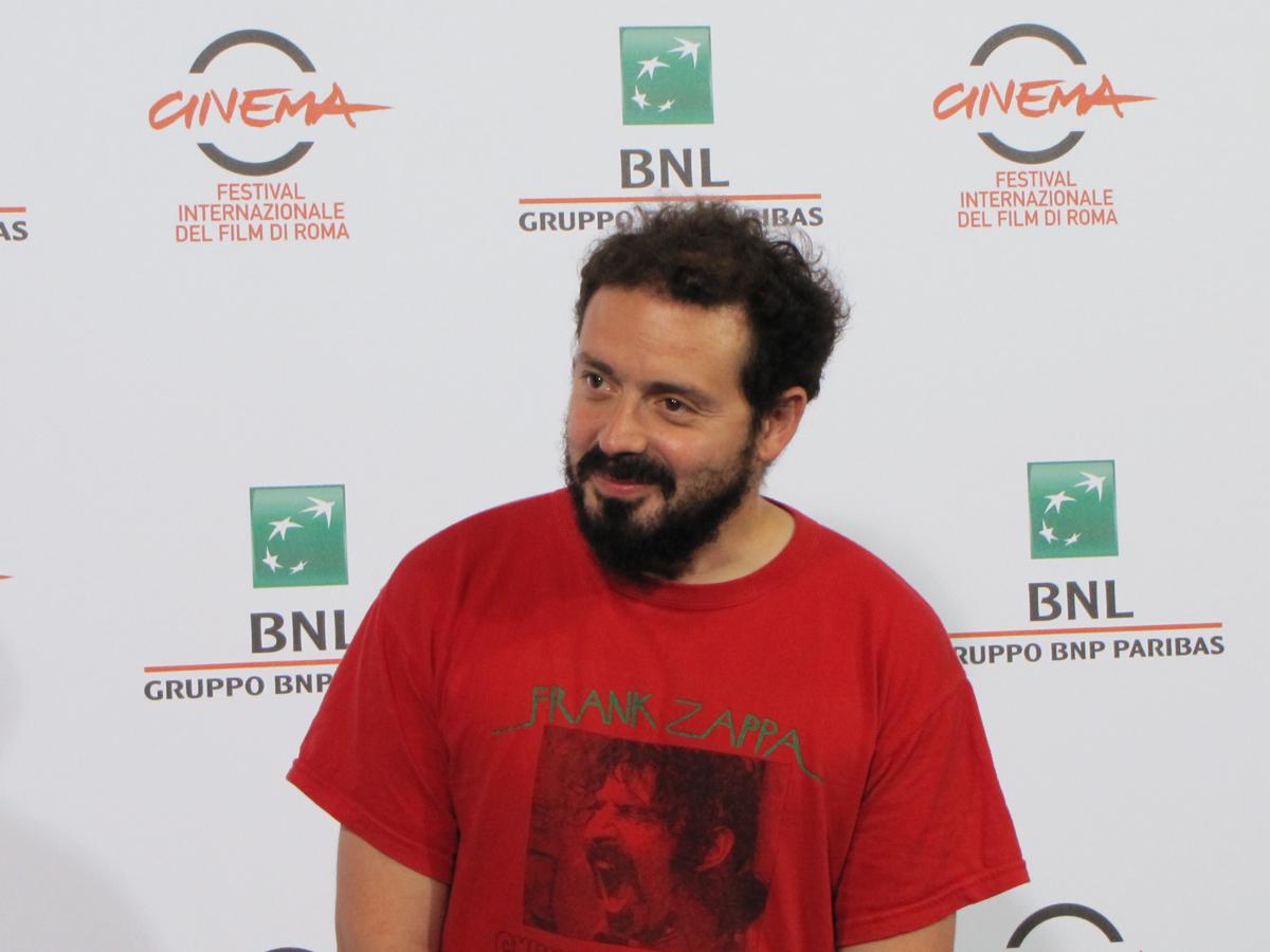 Hernan Roselli, regista di 'Mauro' al Festival di Roma 2014