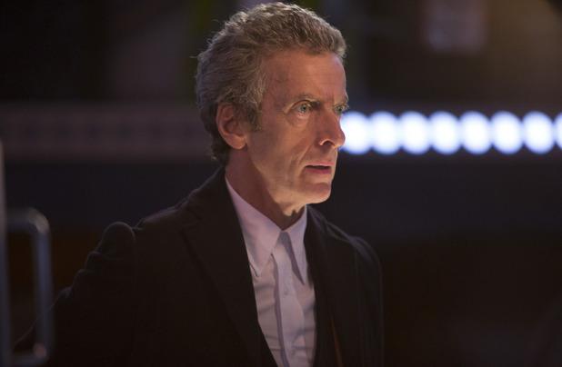 Doctor Who: l'attore Peter Capaldi nella puntata intitolata Flatline