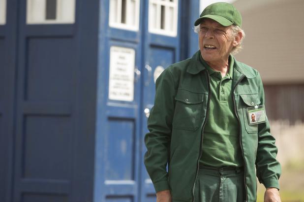 Doctor Who: Christopher Fairbank interpreta Fenton nell'episodio Flatline