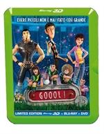 la cover homevideo di Gool!