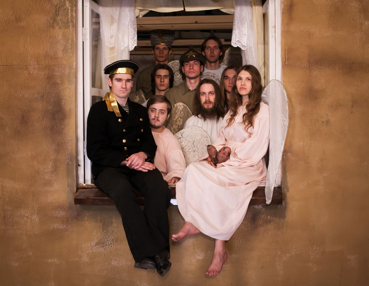 Angels of Revolution: una foto promozionale del film