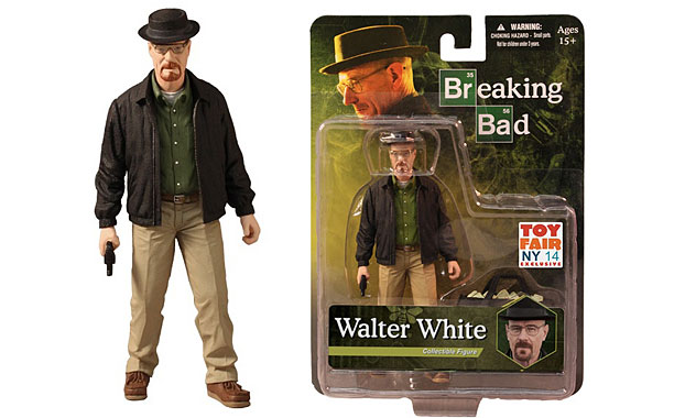 Breaking Bad - l'action figure di Walter White