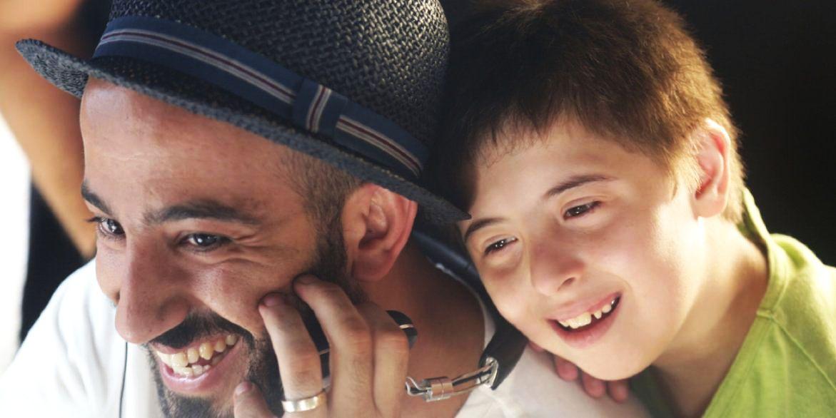 Emmanuel Khairallah e Amin Dora in una foto promozionale del film Ghadi