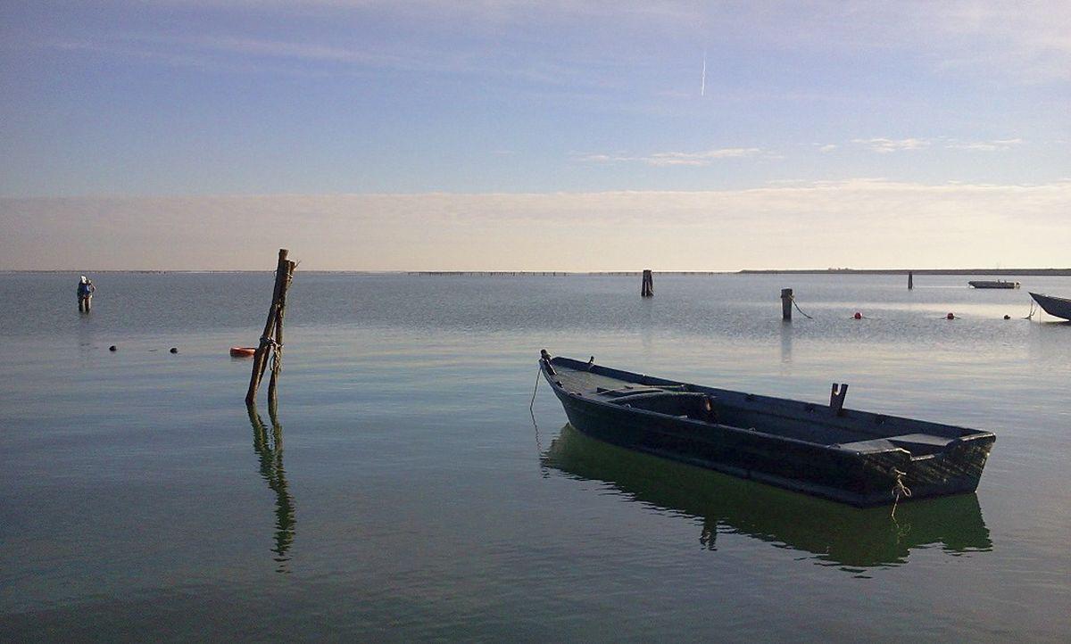 """Due volte Delta: una scena del documentario tratta dall'episodio """"Il pesce siluro"""""""