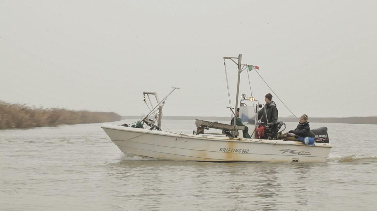 """Due volte Delta: una scena tratta dall'episodio """"Il pesce siluro"""""""