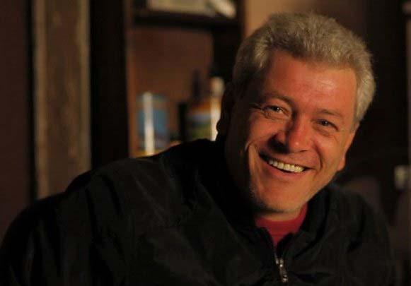 Largo Baracche: il regista del documentario Gaetano Di Vaio in una foto promozionale