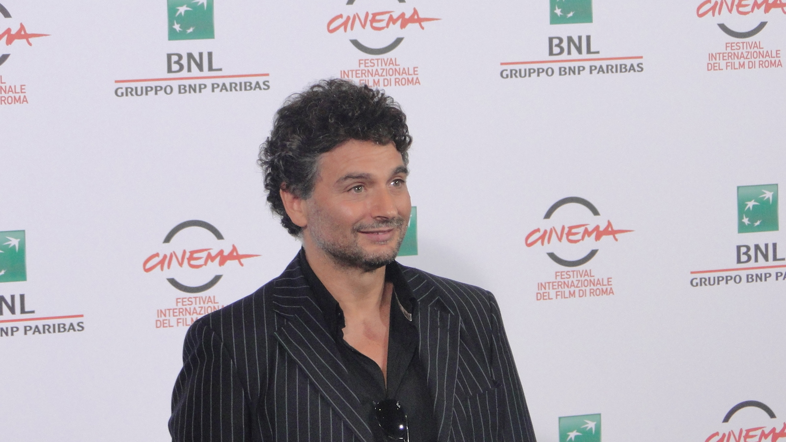 Tre tocchi: Gianfranco Gallo al photocall di Roma 2014