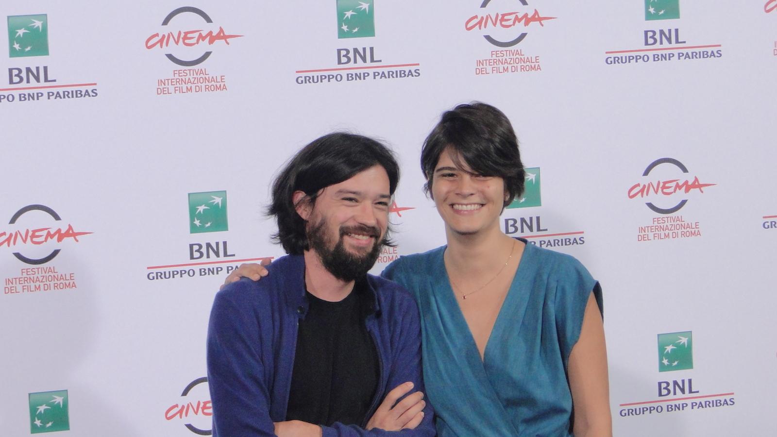 Roma 2014: i registi al photocall di Sand Dollars