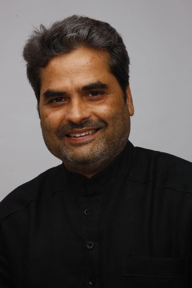 Haider: il regista Vishal Bhardwaj in una foto promozionale