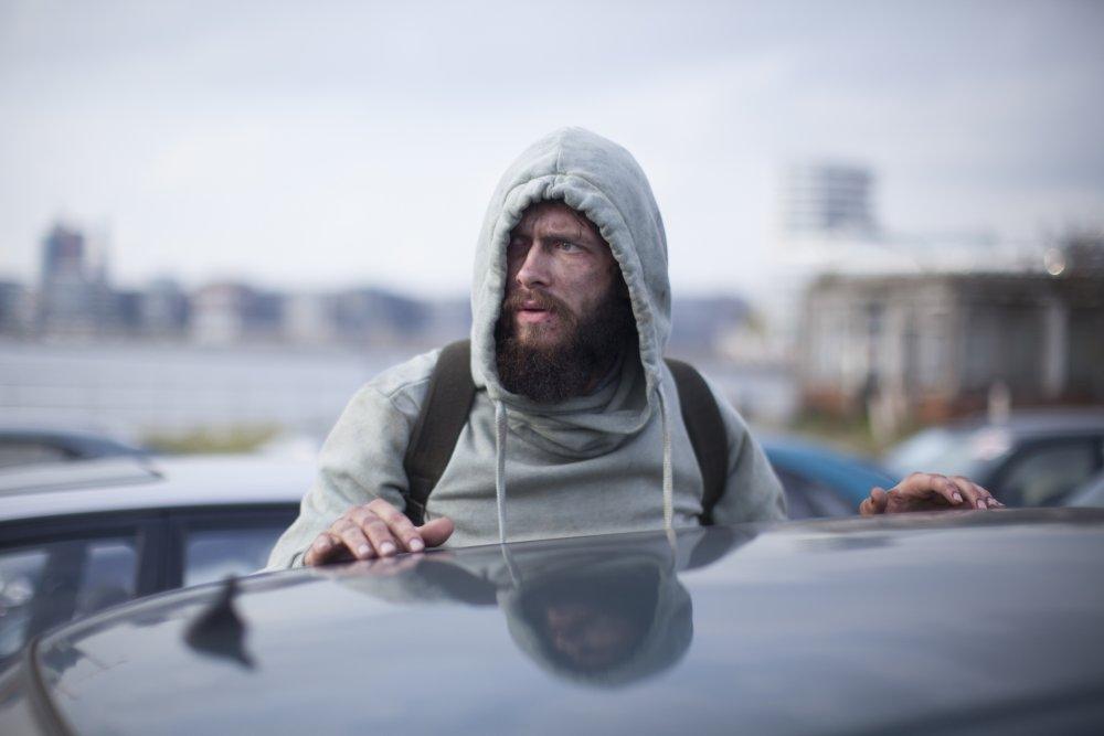 Grigoriy Dobrygin in una scena de La Spia - A Most Wanted Man