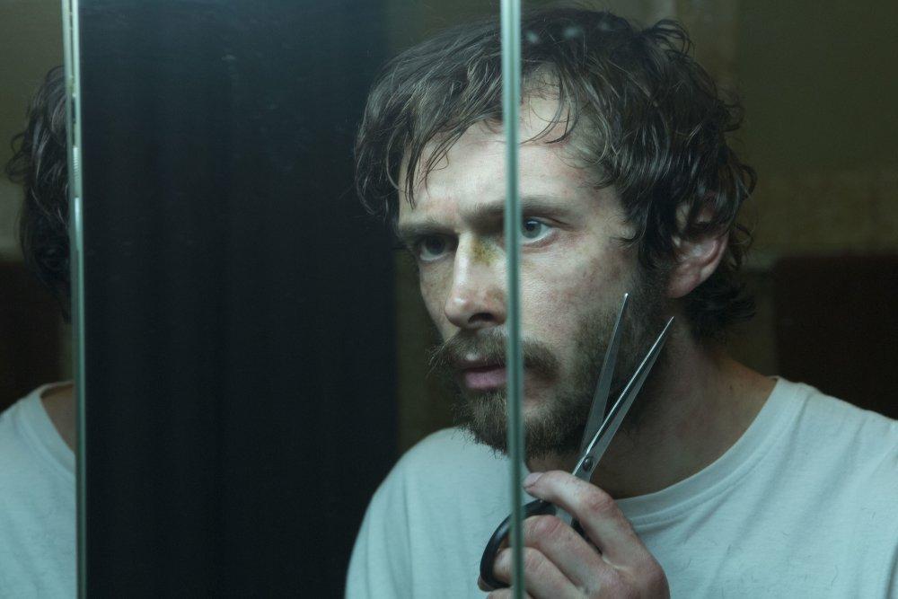 La Spia - A Most Wanted Man: Grigoriy Dobrygin in un primo piano tratto dal film