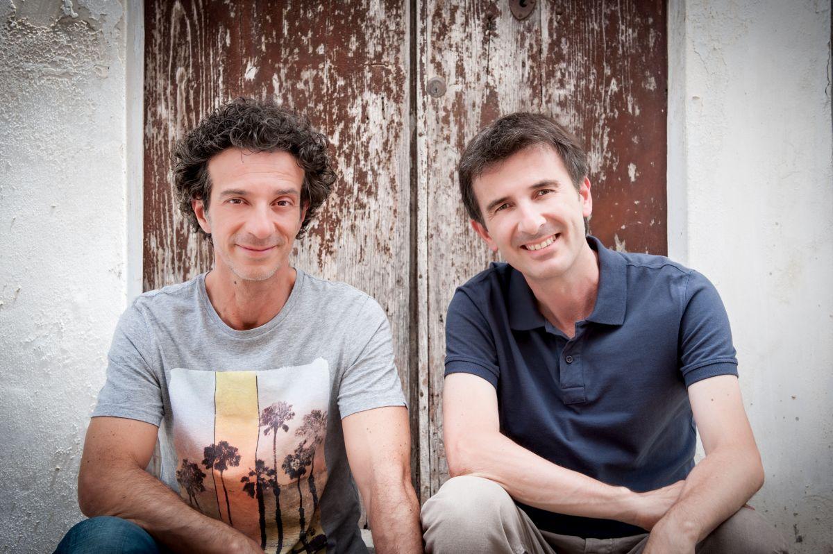 Andiamo a quel paese: Valentino Picone e Salvatore Ficarra in una foto promozionale