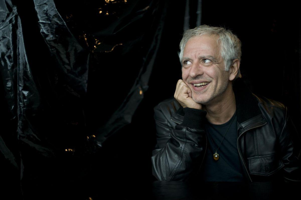 Biagio: il regista Pasquale Scimeca in una foto promozionale