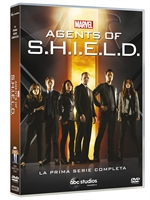 La cover homevideo di Agents of Shield - Stagione 1