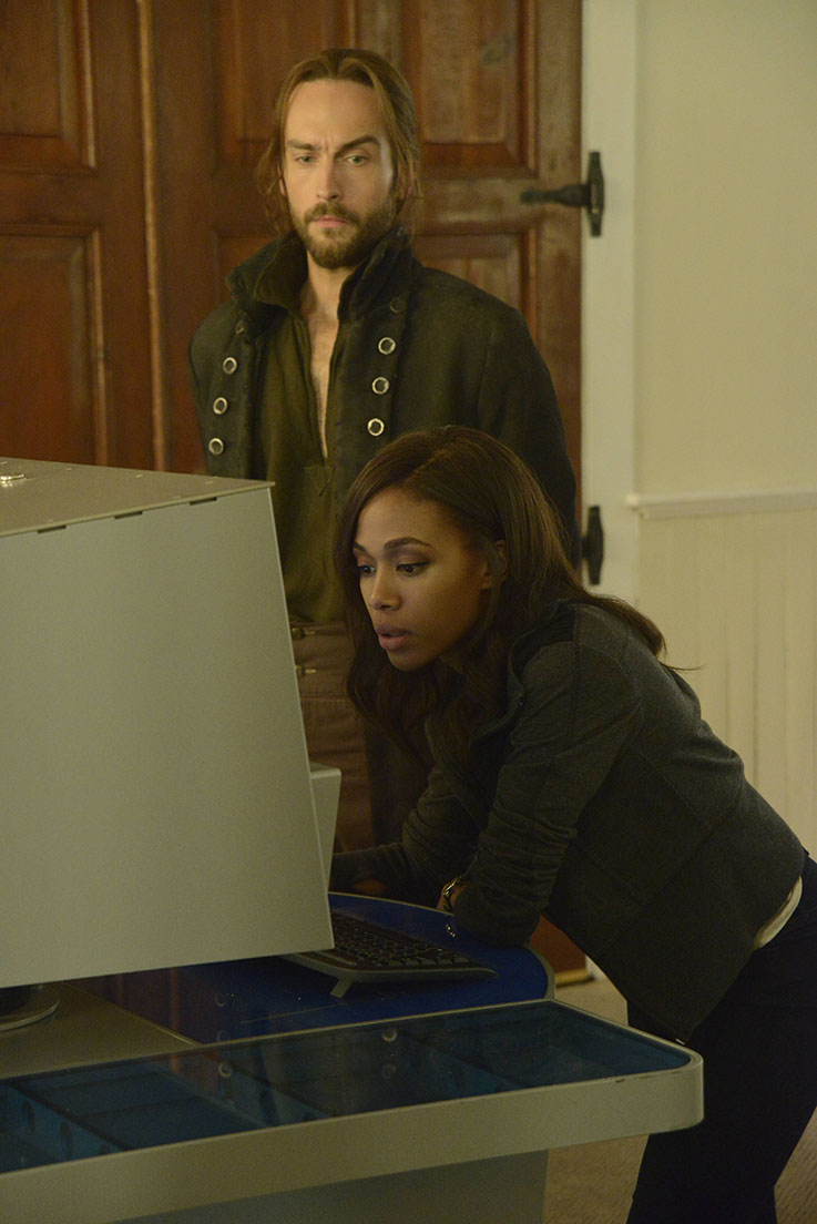 Sleepy Hollow: Nicole Beharie nell'episodio The Weeping Lady
