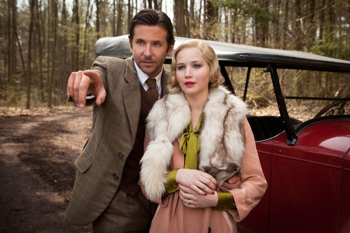 Jennifer Lawrence e Bradley Cooper travolti da 'Una folle passione'