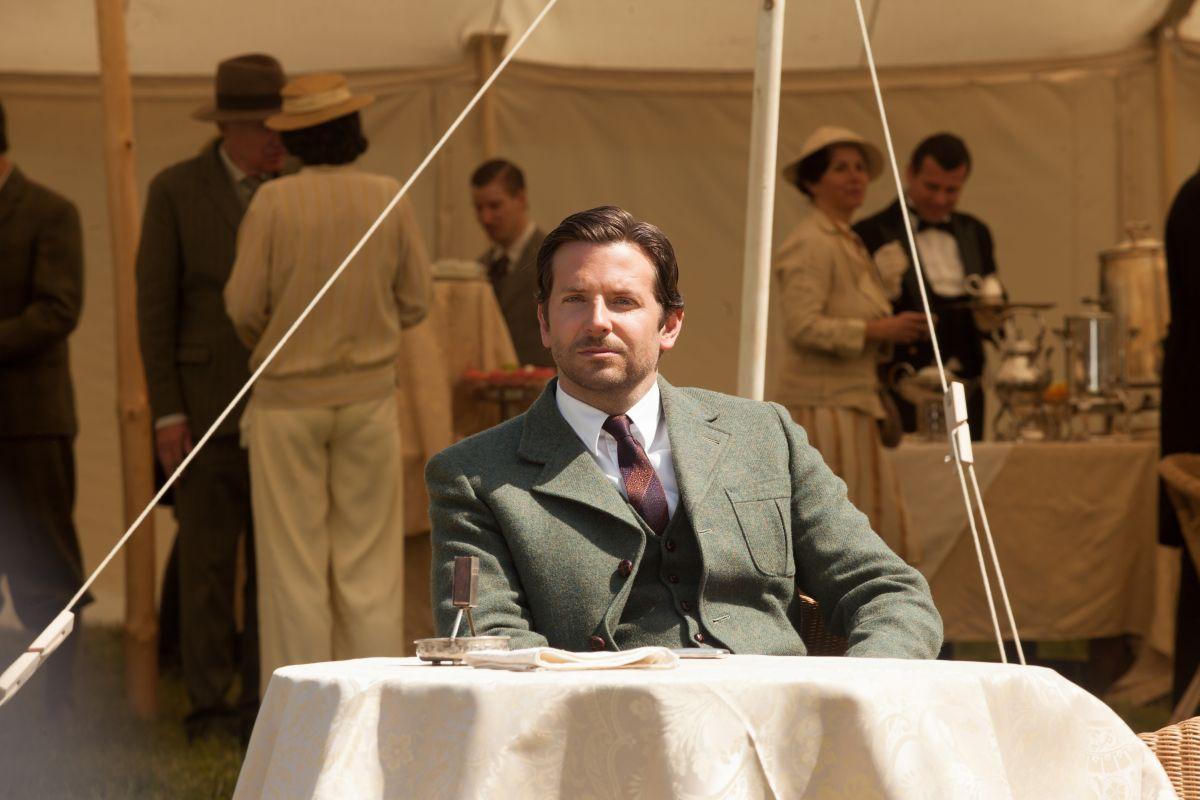 Una folle passione: Bradley Cooper in un momento del film