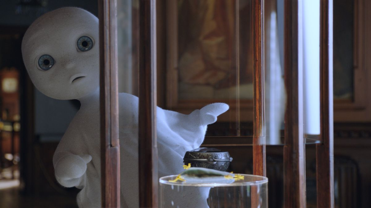 Un fantasma per amico: una scena tratta dal film