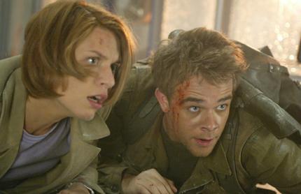 Terminator 3 - Le macchine ribelli: Nick Stahl e Claire Danes