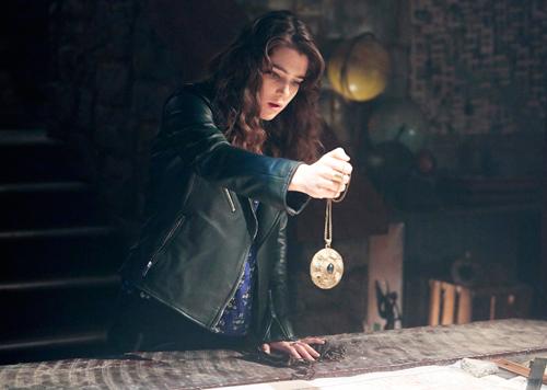 Constantine: l'attrice Lucy Griffiths nel Pilot