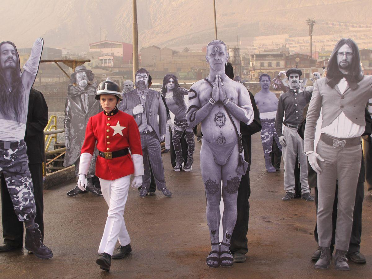 La Danza della Realtà: Jeremias Herskovits in una scena