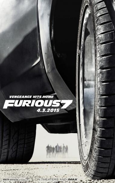 Furious 7: il nuovo teaser poster