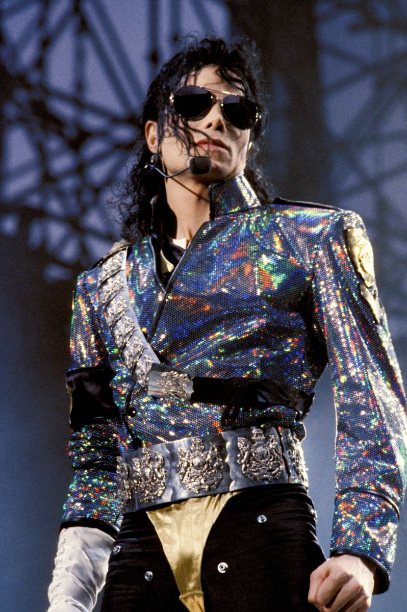 Michael Jackson: Life, Death and Legacy - Una scena del film-concerto