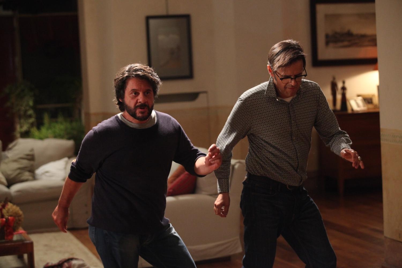Un natale stupefacente: Lillo e Greg ballano