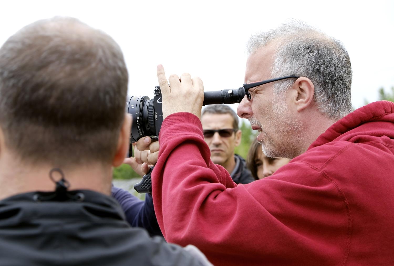 La scuola più bella del mondo: il regista Luca Miniero cerca l'inquadratura giusta