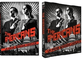 Le cover homevideo di The Americans