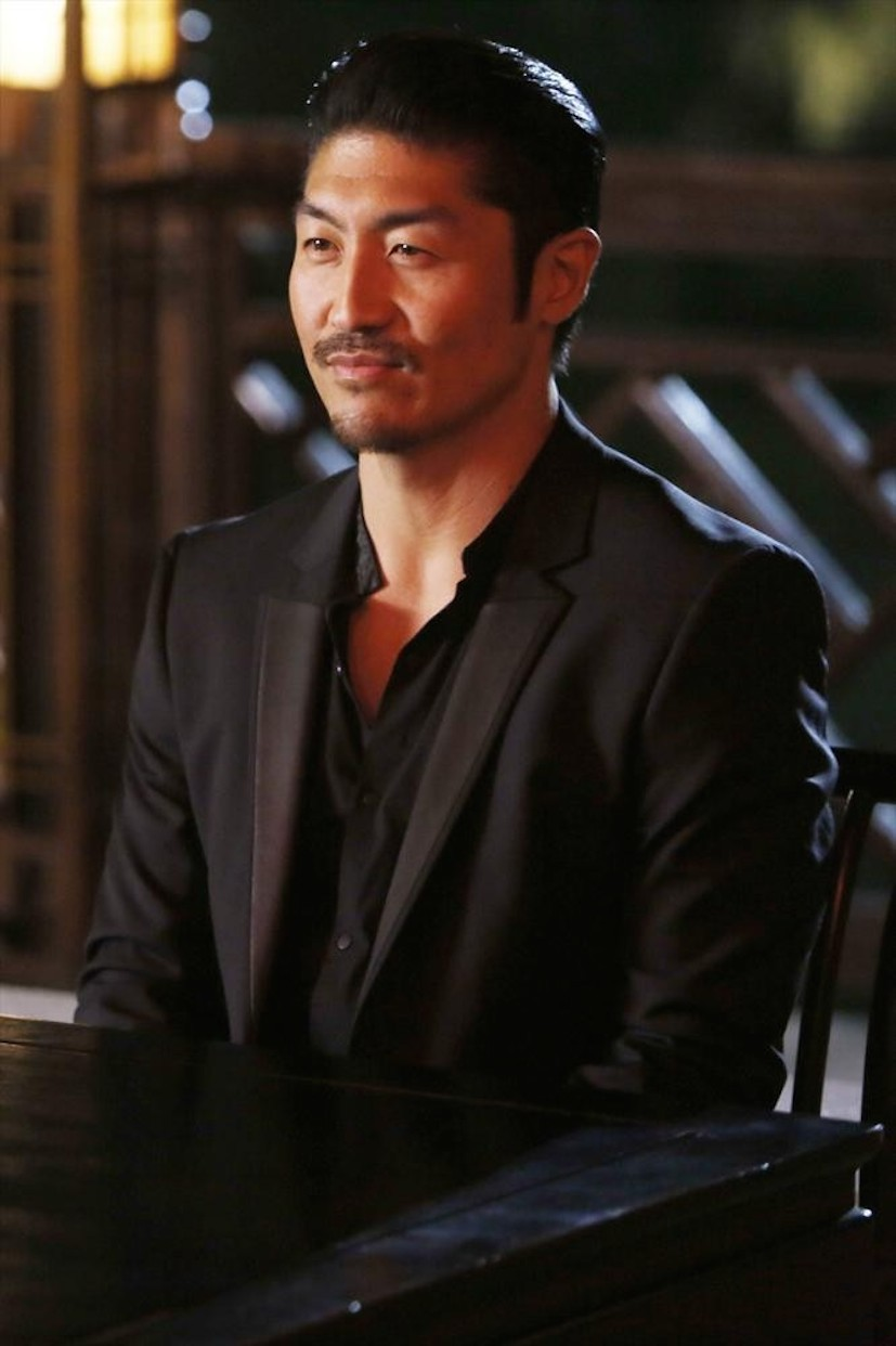 Agents of S.H.I.E.L.D.: l'attore Brian Tee nell'episodio A Fractured House