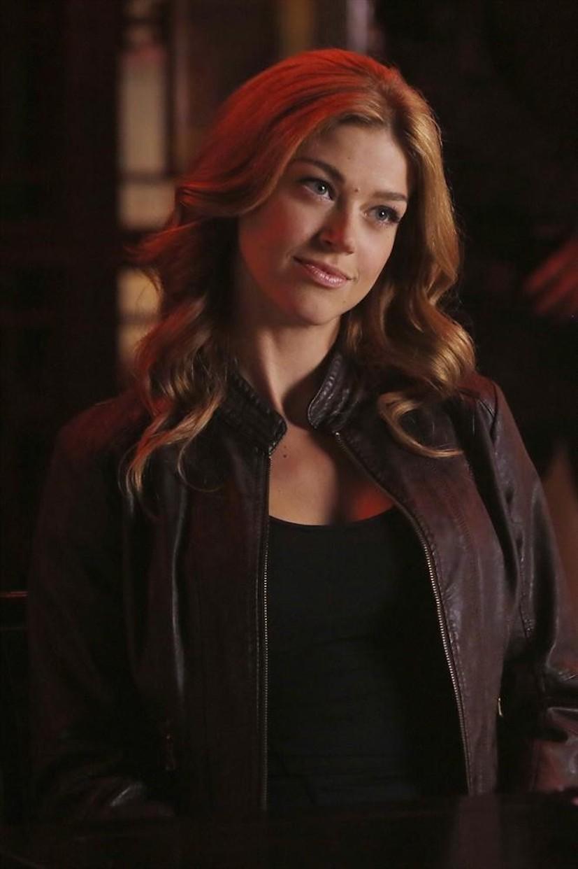 Agents of S.H.I.E.L.D.: l'attrice Adrianne Palicki nella puntata intitolata A Fractured House