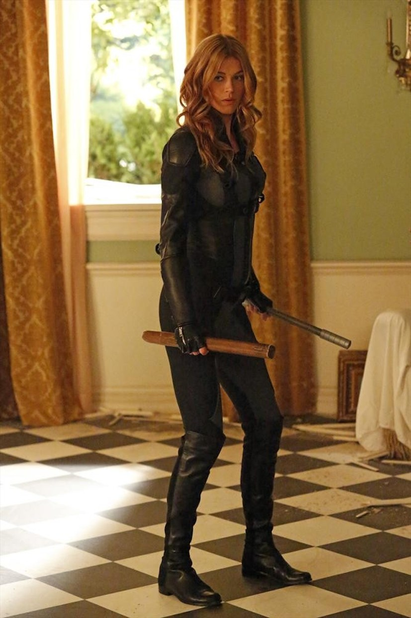Agents of S.H.I.E.L.D.: l'attrice Adrianne Palicki in A Fractured House