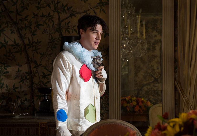 American Horror Story Freak Show: Finn Wittrock interpreta Dandy Mott in Edward Mordrake Part. 2