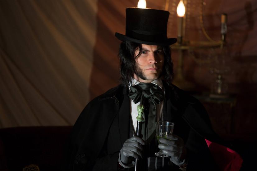 American Horror Story Freak Show: Wes Bentley in Edward Mordrake Part. 2