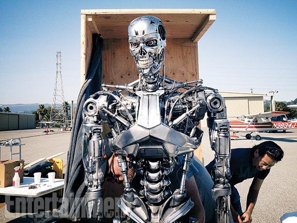 Terminator: Genisys - Svelato il look del nuovo Terminator