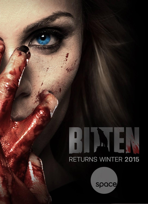 Bitten: un poster della stagione 2
