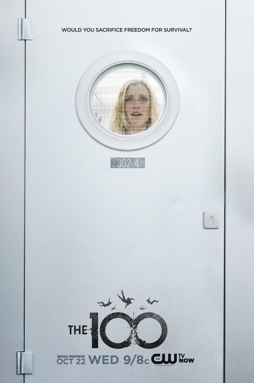 The 100: un poster della stagione 2
