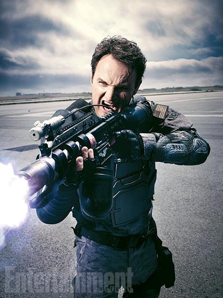 Terminator: Genisys - Ecco Jason Clarke in azione