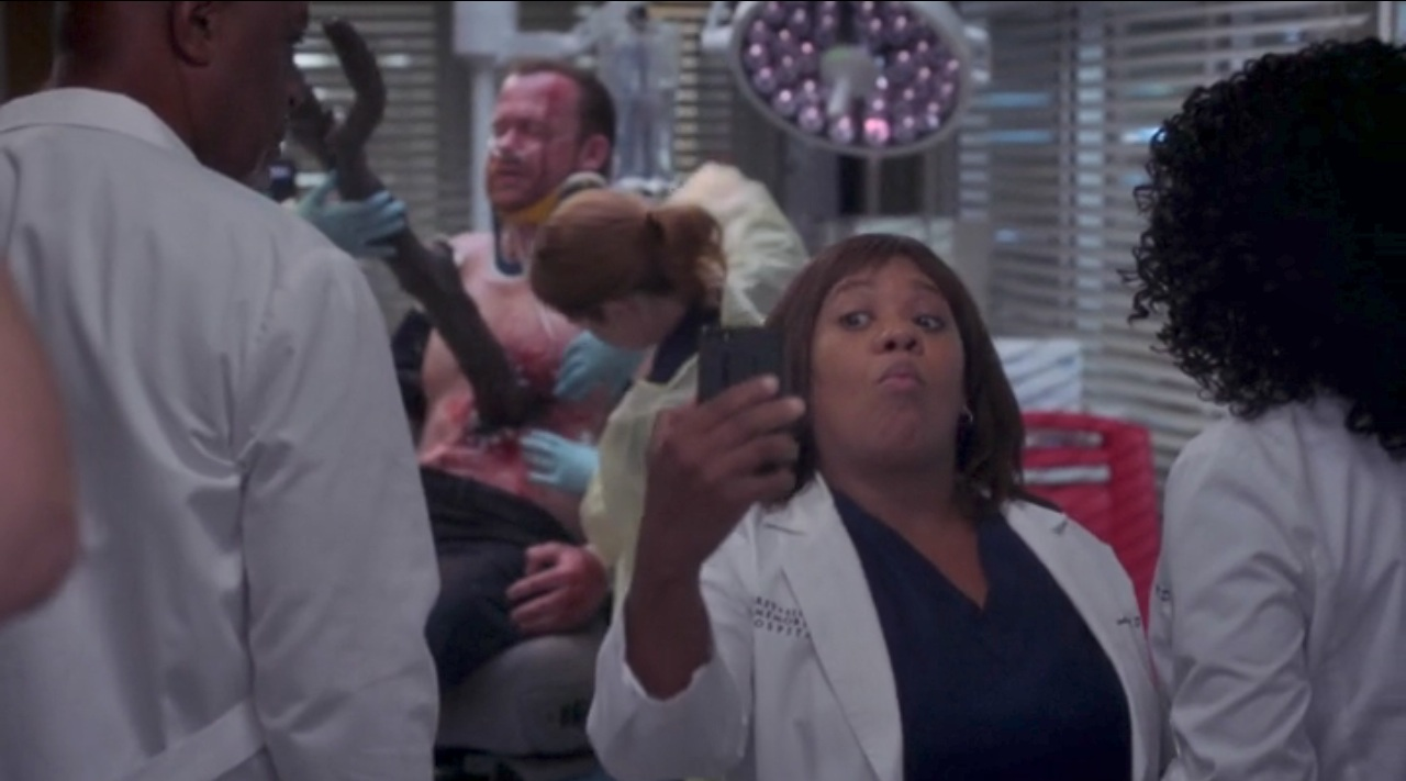 Grey's Anatomy: una scena dell'episodio Got to Be Real